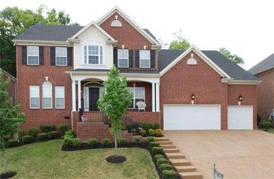 Franklin Single Family Home For Sale: 1521 Towne Park Lane