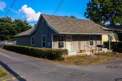 Murfreesboro Single Family Home For Sale: 662 Courtland St