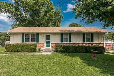 Hendersonville Single Family Home Active Under Contract: 519 Savely Dr