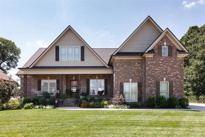 Murfreesboro Single Family Home For Sale: 638 Dallas Ct (Lot 153)