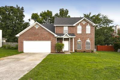 Single Family Home For Sale: 515 Mable Mason Cv