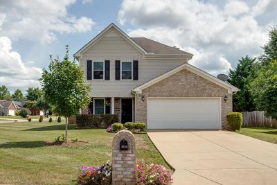 Spring Hill  Single Family Home For Sale: 2115 Long Meadow Dr