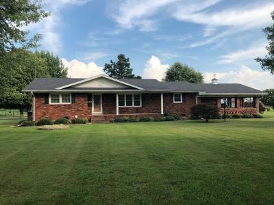 Woodbury Single Family Home For Sale: 472 Short Mountain Rd
