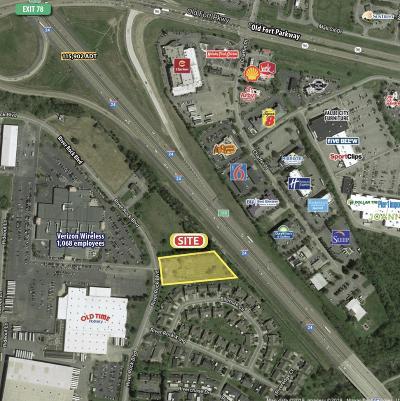 Murfreesboro Commercial For Sale: 475 River Rock Blvd