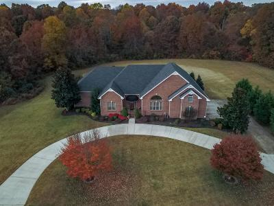 Robertson County Single Family Home Active Under Contract: 4144 Ironwood Dr