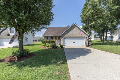 Single Family Home For Sale: 934 Lavergne Ln