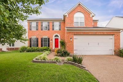 Franklin TN Single Family Home For Sale: $410,000