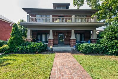 East Nashville Condo/Townhouse Active Under Contract: 943A Russell St