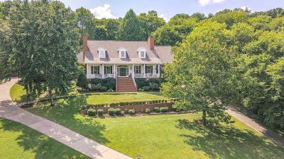 Goodlettsville Single Family Home For Sale: 1233 Hitt Ln