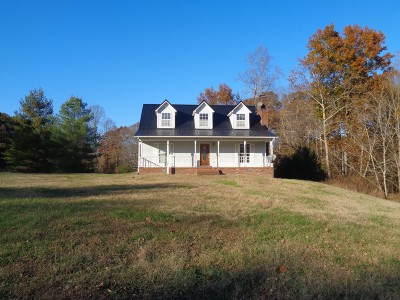 Summertown Single Family Home Active Under Contract: 70 E Hannah Rd