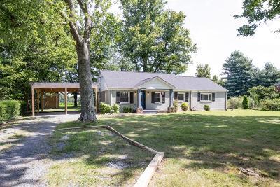 Joelton Single Family Home For Sale: 5110 Rawlings Rd