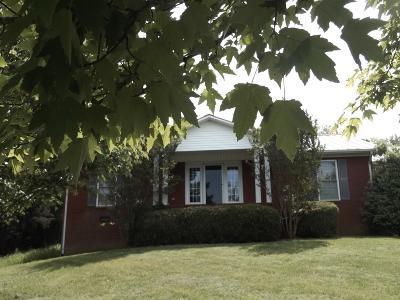 Pulaski Single Family Home For Sale: 1911 Crescentview Rd