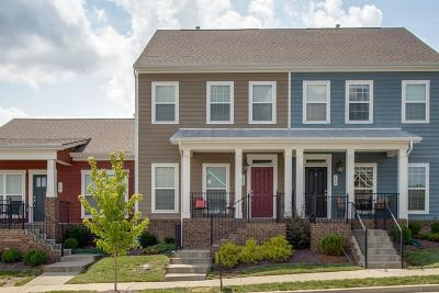 Nolensville Condo/Townhouse For Sale: 1103 Frewin St