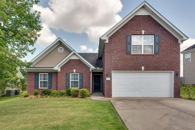 Spring Hill  Single Family Home Active Under Contract: 2015 Red Jacket Trce