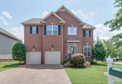 Franklin TN Single Family Home For Sale: $412,400