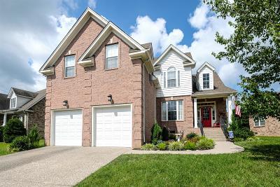 Spring Hill  Single Family Home For Sale: 3010 Honeysuckle Dr