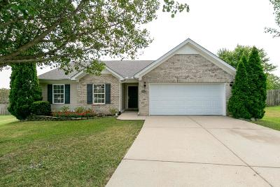 Spring Hill  Single Family Home Active Under Contract: 4005 Pennick Ct