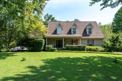 Robertson County Single Family Home Active Under Contract: 5066 Windland Dr
