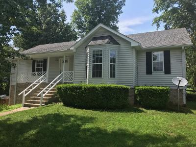 Woodlawn Single Family Home Active Under Contract: 2939 Charlie Sleigh Rd