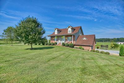 Single Family Home For Sale: 3368 Maxie Jones Rd
