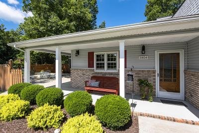 Mount Juliet Single Family Home For Sale: 3404 Underwood Rd