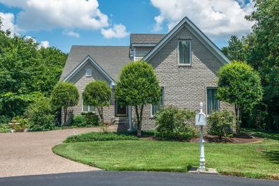 Nashville Single Family Home For Sale: 746 Peach Orchard Dr