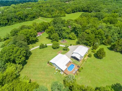 Franklin Single Family Home Active Under Contract: 4432 Harpeth School Road
