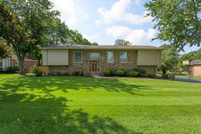 Hermitage Single Family Home For Sale: 4079 Lake Pkwy