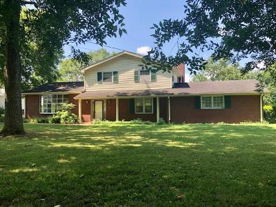 Madison Single Family Home For Sale: 300 Twin Hills Dr.