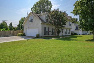 Smyrna Single Family Home For Sale: 914 Bexley Dr