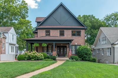 Nashville Single Family Home Active Under Contract: 216 Carden Ave