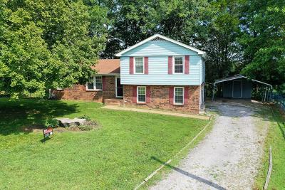 Gallatin Single Family Home For Sale: 1050 Cragfront Est Loop