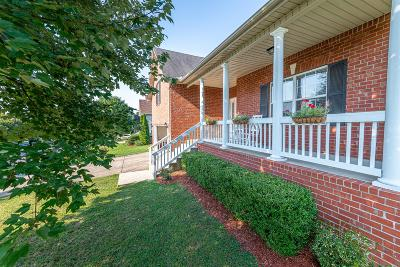 Spring Hill  Single Family Home For Sale: 4002 Gersham Ct