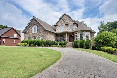 Hendersonville Single Family Home Active Under Contract: 1016 Kidron Way