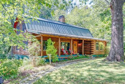 Pegram Single Family Home Active Under Contract: 8403 Old Charlotte Pike