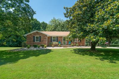 Goodlettsville Single Family Home For Sale: 2717 Lower Walkers Creek Rd
