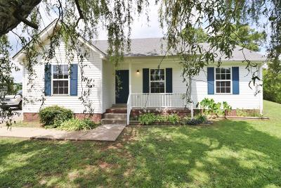 Christiana Single Family Home Active Under Contract: 100 Rapid Waters Ct