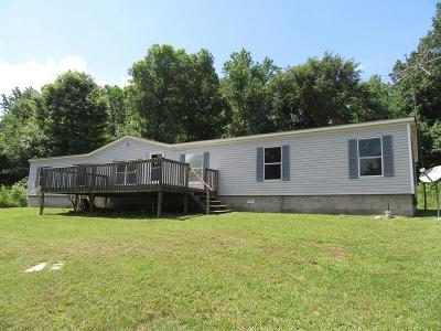 Christian County, Ky, Todd County, Ky, Montgomery County Single Family Home For Sale: 2153 Broome Rd