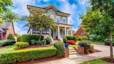 Franklin Single Family Home For Sale: 1548 Fleetwood Drive