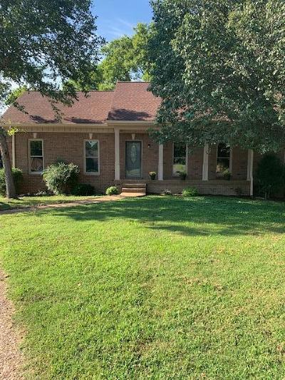 Hendersonville Single Family Home For Sale: 104 N Chestnut