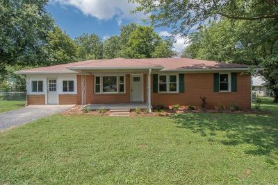 Sumner County Single Family Home For Sale: 100 Moore Ave