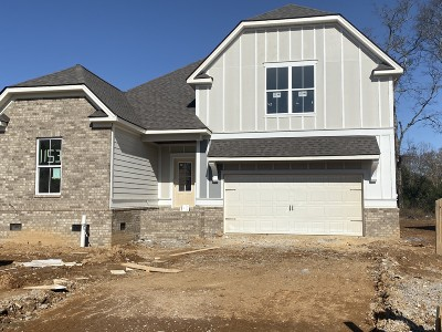 Thompsons Station Single Family Home For Sale: 2776 Cloister Ln - Lot 1153