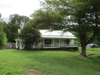 Lewisburg Single Family Home For Sale: 2701 Yell Rd
