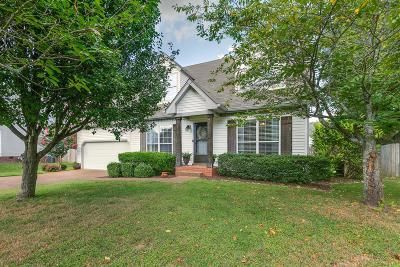 Spring Hill Single Family Home Active Under Contract: 1845 Devon Dr