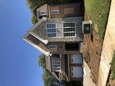 Franklin Single Family Home For Sale: 1042 Wynfield Village Ct Lot 7