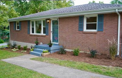 Greenbrier Single Family Home For Sale: 1000 Dickens Street
