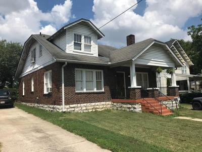 Nashville Single Family Home For Sale: 1301 15th Ave S