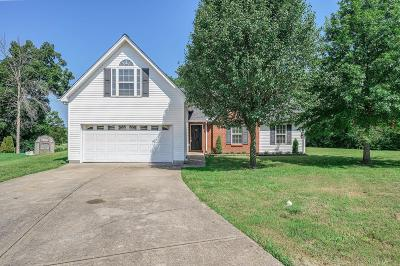 Single Family Home Active Under Contract: 504 Loyce Ct