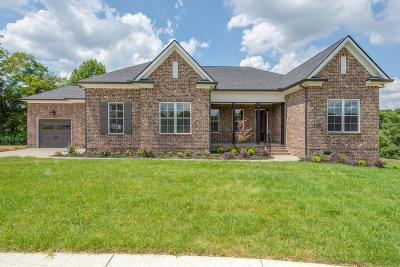 Franklin Single Family Home For Sale: 1032 October Park Way