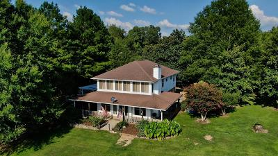 Lebanon Single Family Home For Sale: 2420 Woods Ferry Rd
